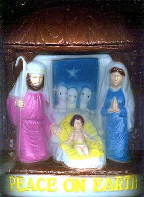 Alien Nativity