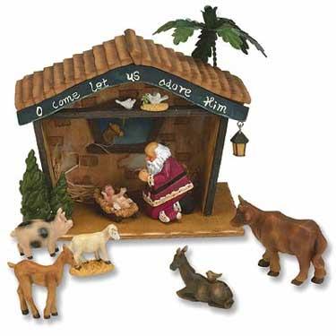 Secular Nativity